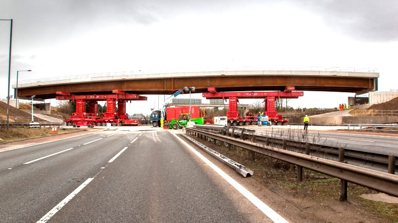 Major highways services