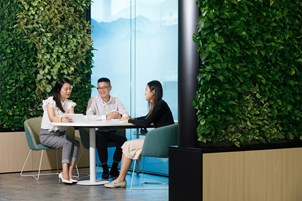 Hong Kong: WELL-ness in the workplace at the new Gammon Construction headquarters