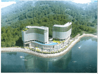 Image: Artist Impression of The Fullerton Ocean Park Hotel