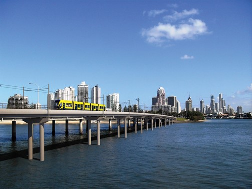 Gold Coast Rapid Transport Project