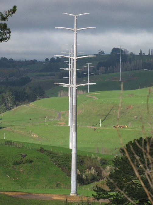 North Island Power Grid Upgrade