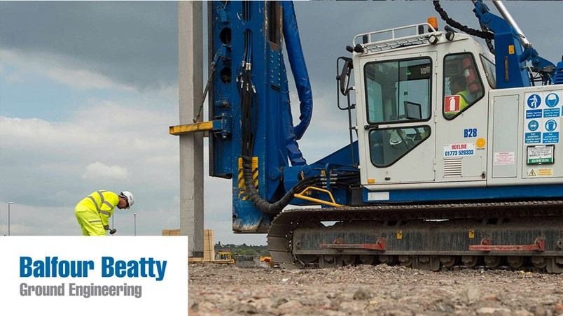 Piling and foundations ground engineering expertise for Piling for house foundations
