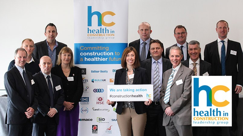 Health in Construction Leadership Group