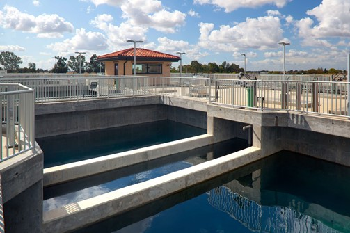 Vineyard Water Treatment Plant 2