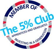 The 5 Percent Club Logo
